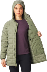 SuperDS Stretchdown Parka Giacca in piumino Donna